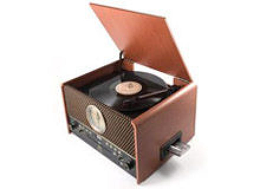 Retro Turntables Radio`s & Phones