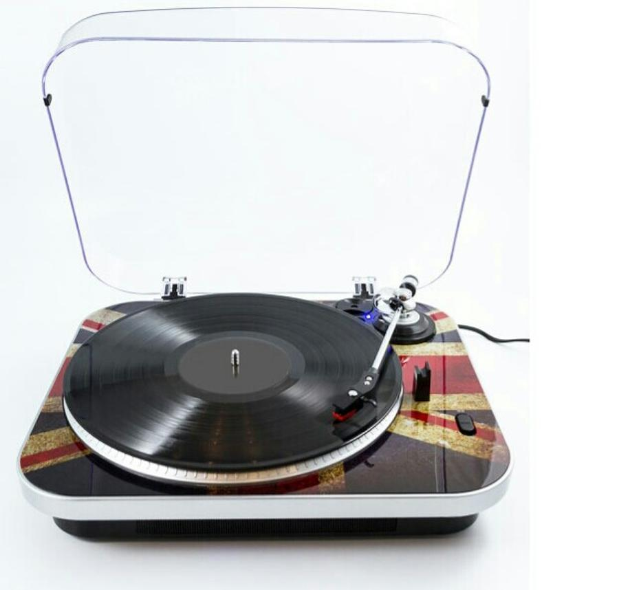 The GPO Jam Turntable