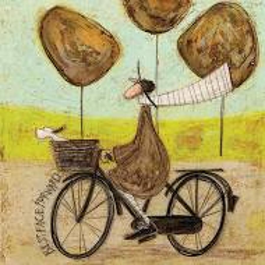 Sam Toft - Best face forward