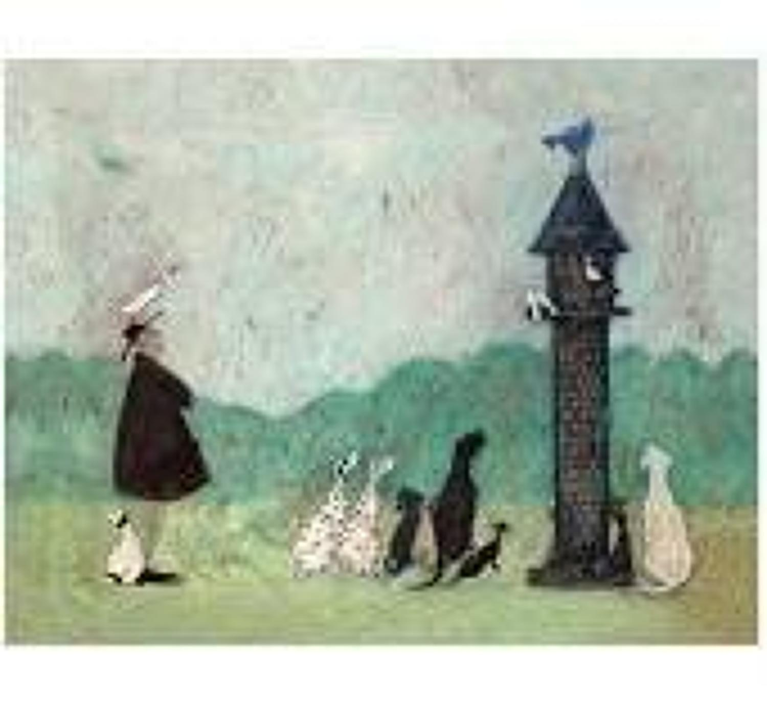 Sam Toft - an audience with sweetheart