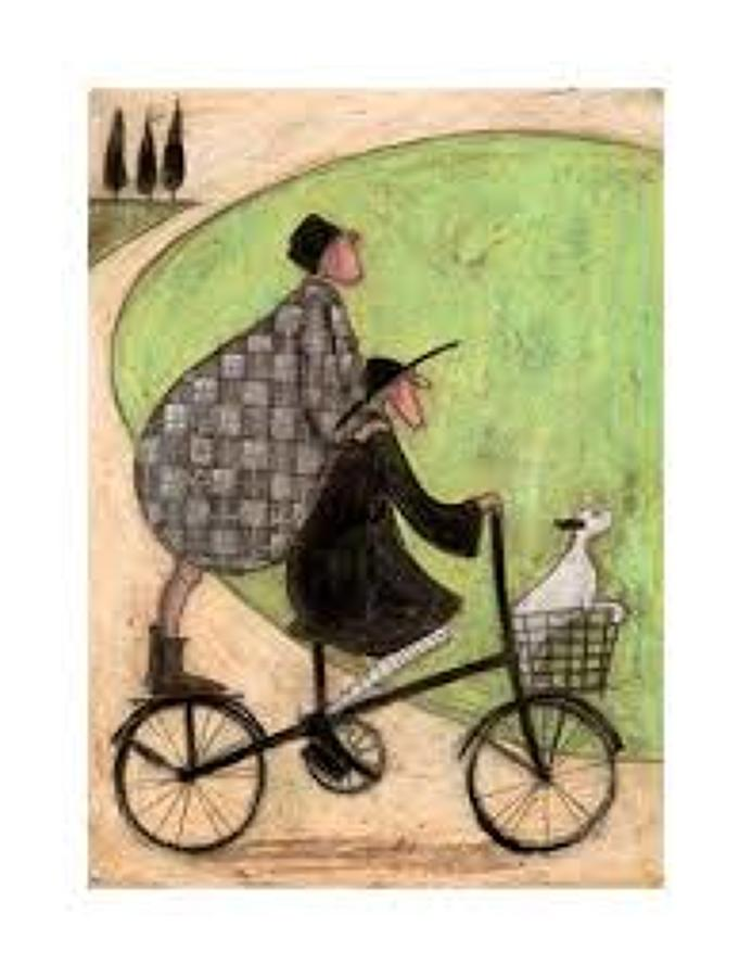Sam Toft - Double decker bike