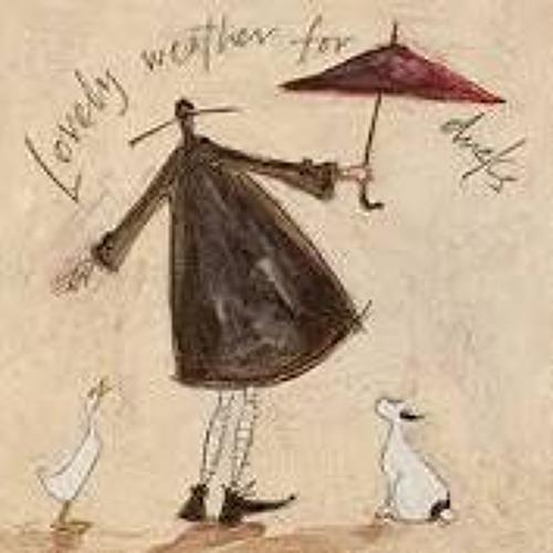 Sam Toft - lovely weather for ducks