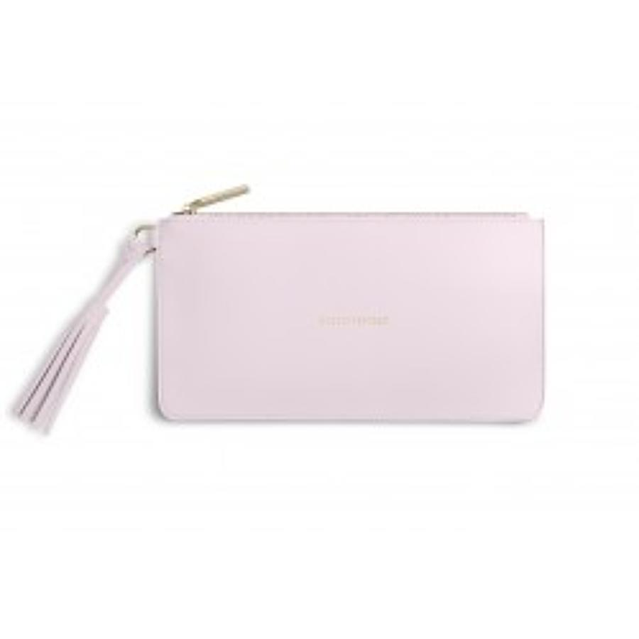 Katie Loxton - Florrie Tassel Pouch - Pretty Perfect - Powder Pink
