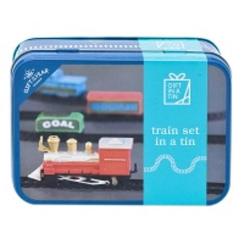 Gift in a Tin - Build your own Train set