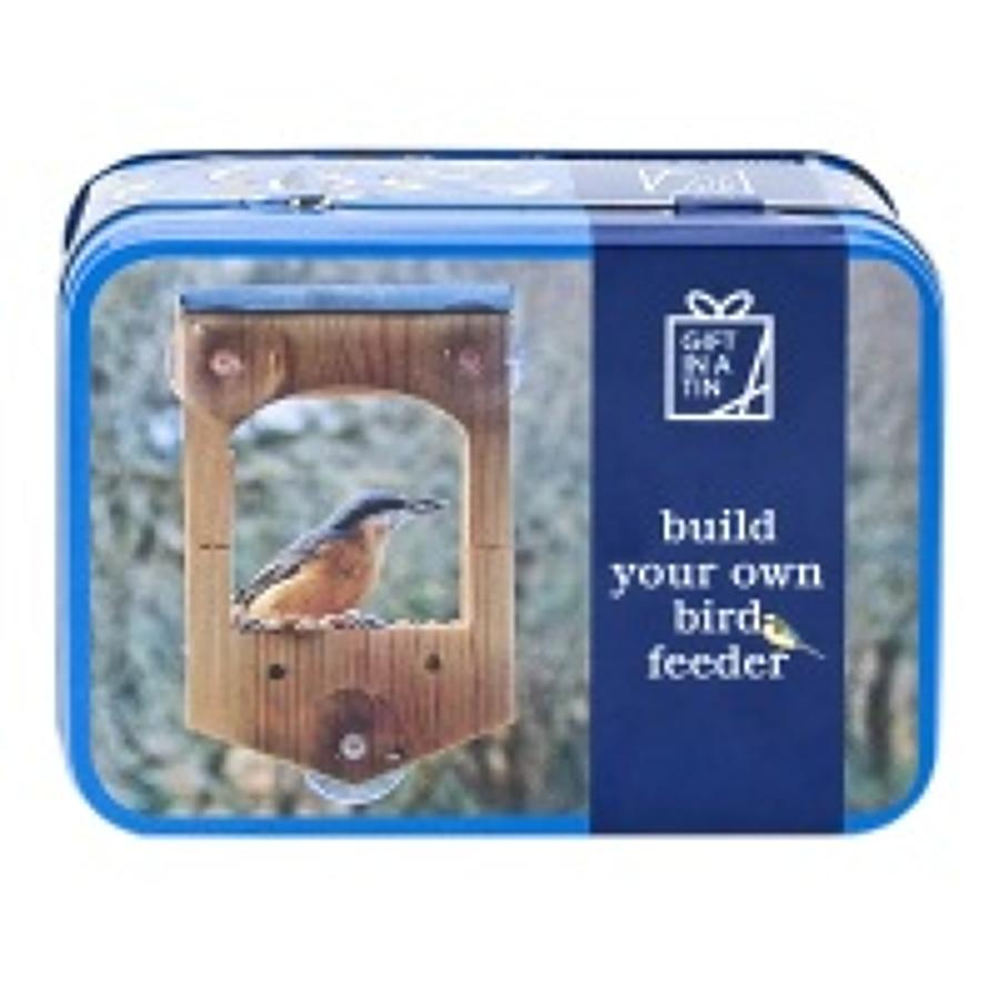 Gift in a Tin - Build your own Bird Feeder