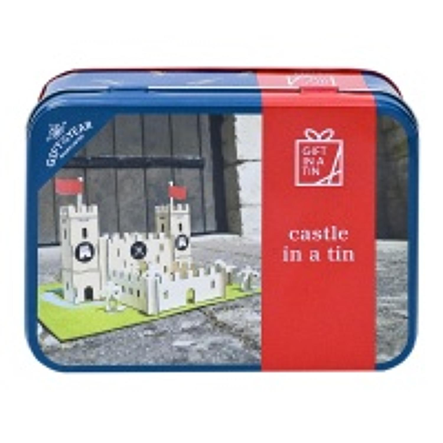 Gift in a Tin - Castle in a Tin