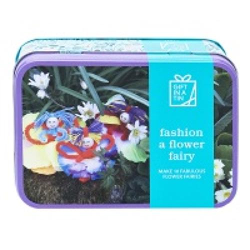 Gift in a Tin - Fashion a Flower Fairy