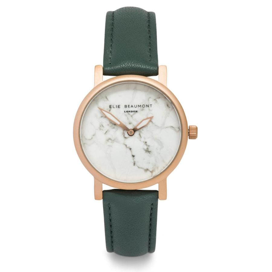 Elie Beaumont - Carrara Sage ladies Watch