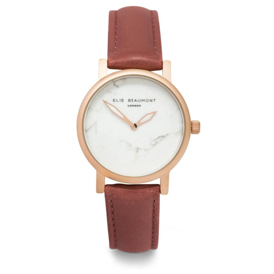 Elie Beaumont - Carrara Dusty Rose ladies Watch