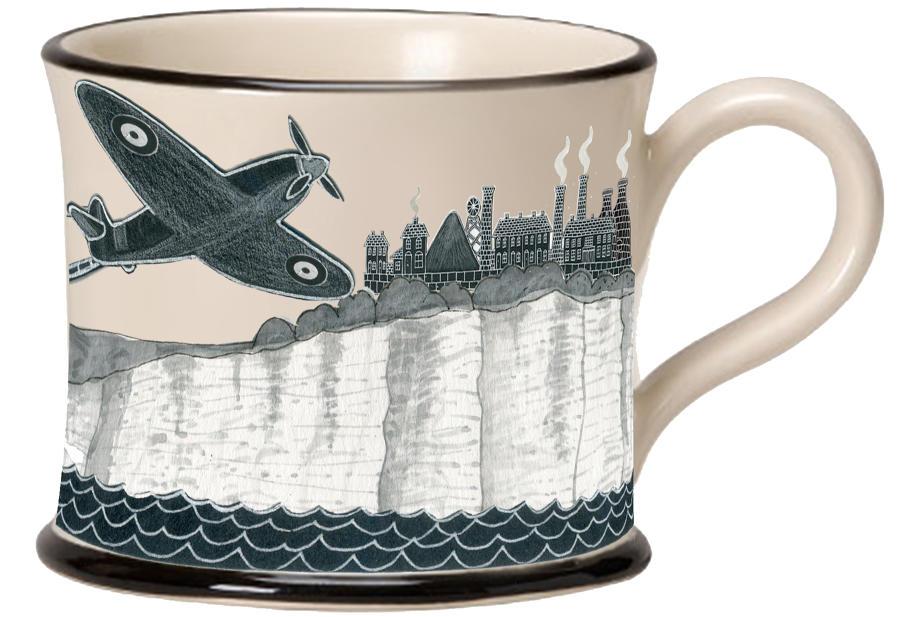 Moorland Pottery - Spitfire Mug