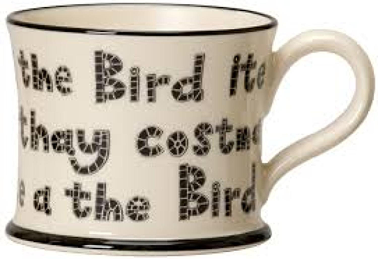 Moorland Pottery - Bird out of Stoke