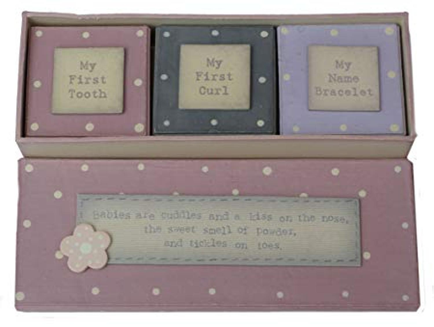 East of India - New baby girl box
