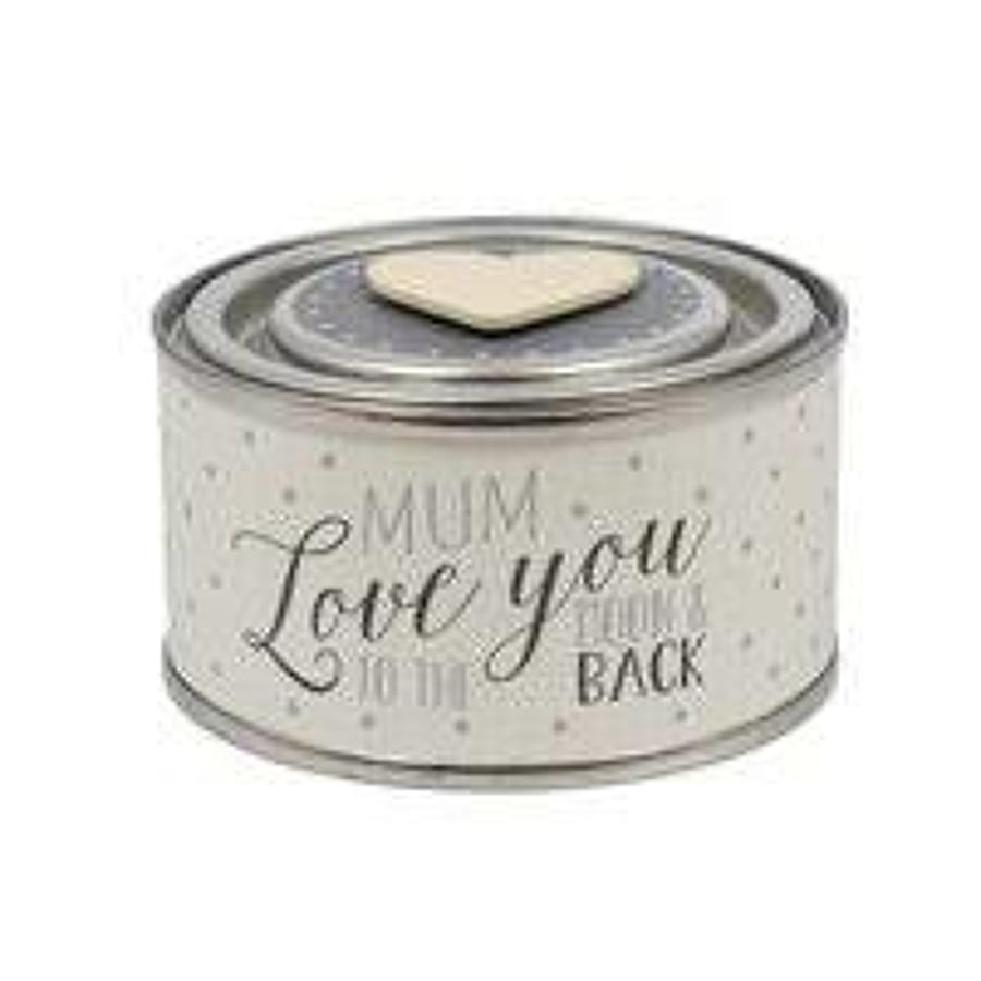 East of India - Candle - Mum love you to the moon and back