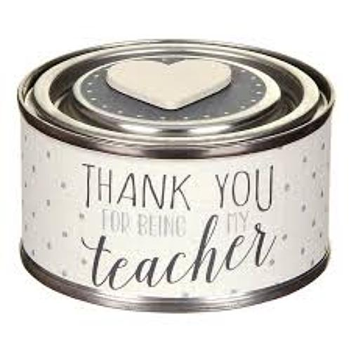 East of India - Candle - Thank you for being my teacher