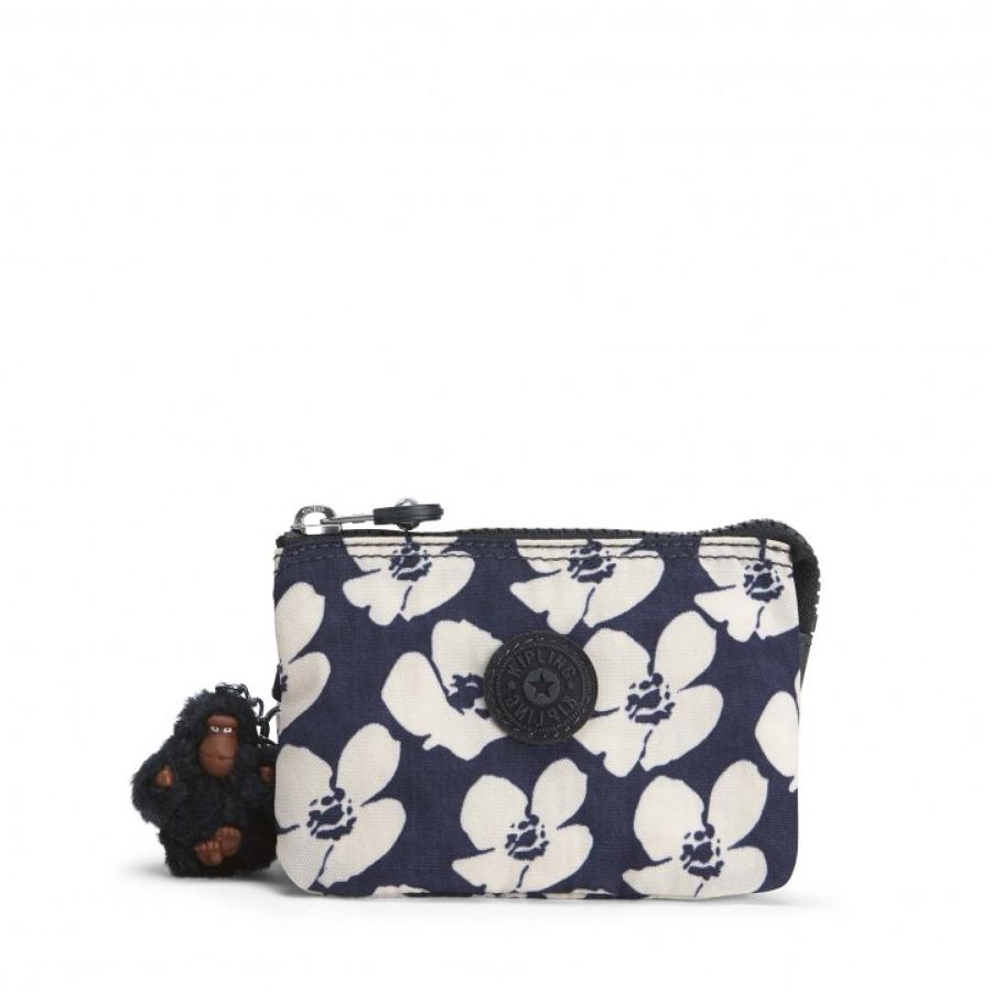 Kipling small purse - Small bold flower
