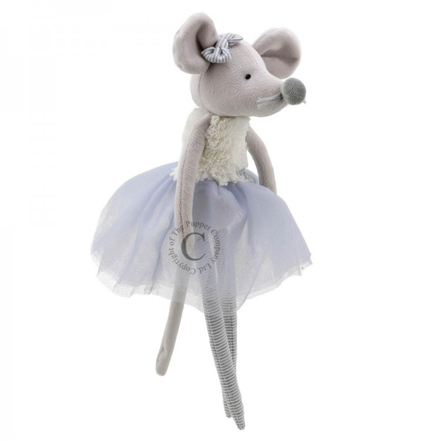 Wilberry dancers - Mouse blue