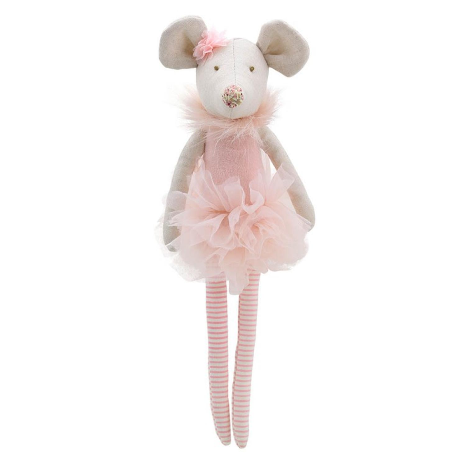 Wilberry dancers - Mouse pink