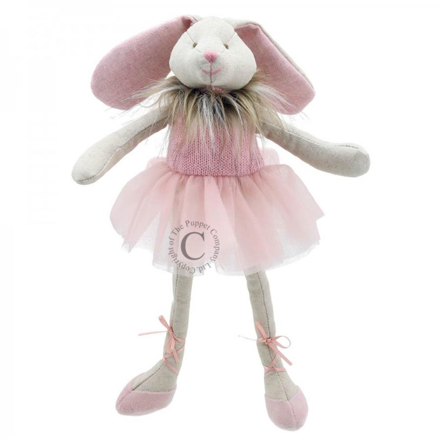 Wilberry dancers - Bunny pink