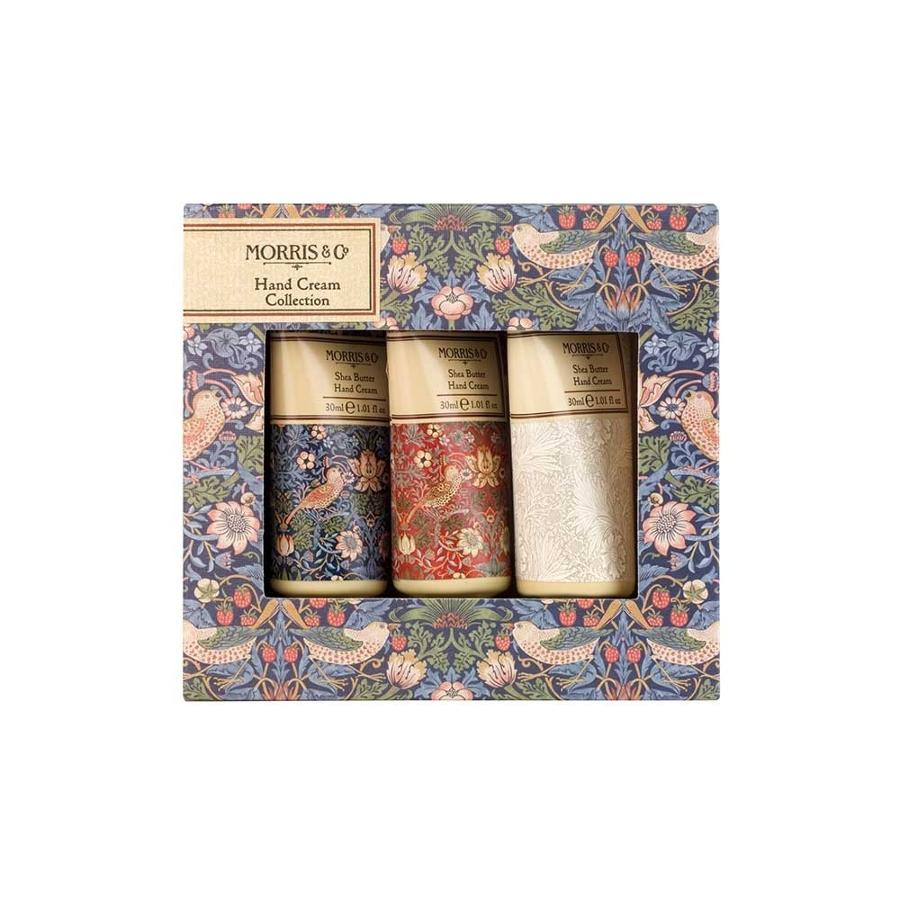 Heathcote & Ivory - Morris & co - Hand cream collection - 3 x 30 ml
