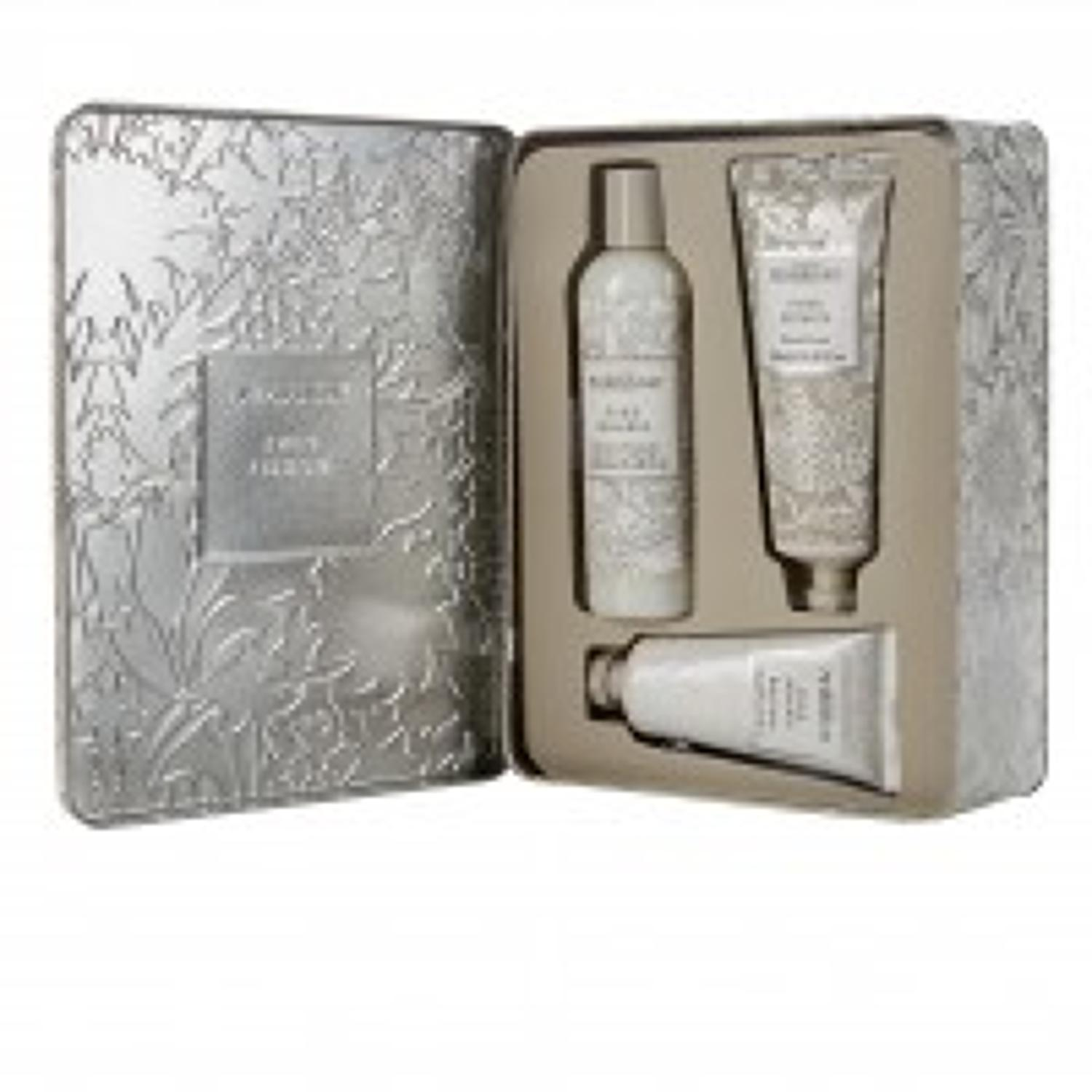 Heathcote & Ivory - Pure Morris - The collection in a decorative tin