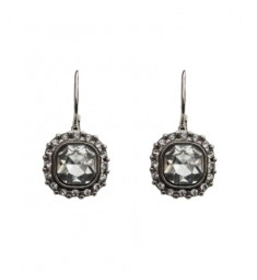 Belle & Flo - Crystal earrings