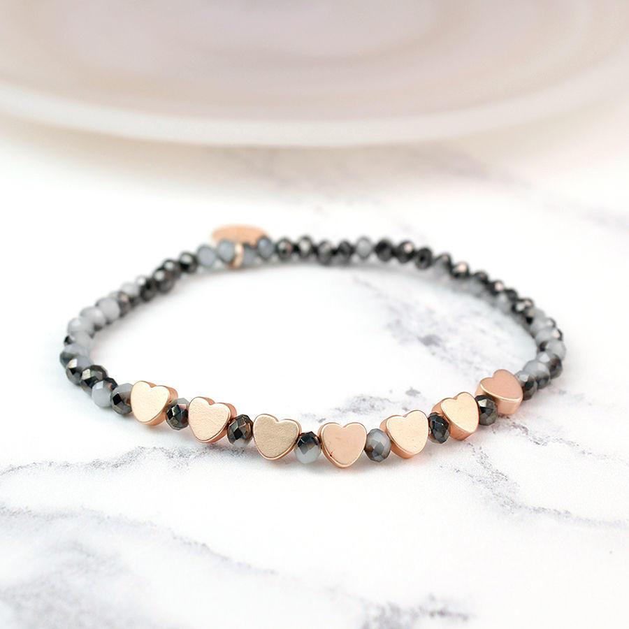 POM - Heart bracelet