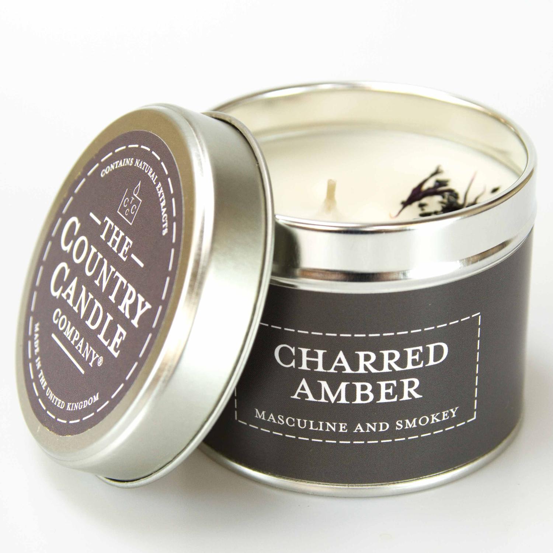 TCCC - Charred amber pastels