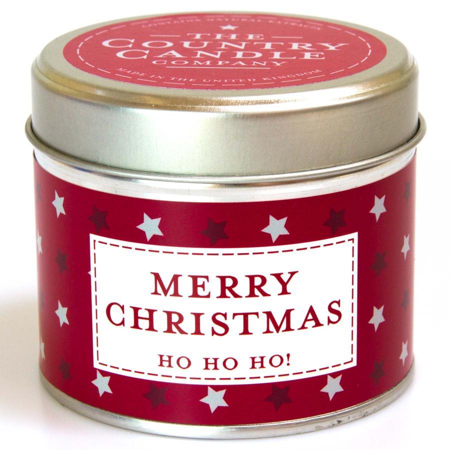 TCCC - Merry Christmas Noel - Amber & clove