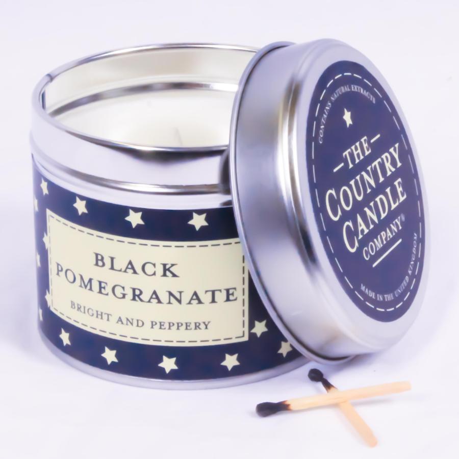 TCCC - Black pomegranate superstars