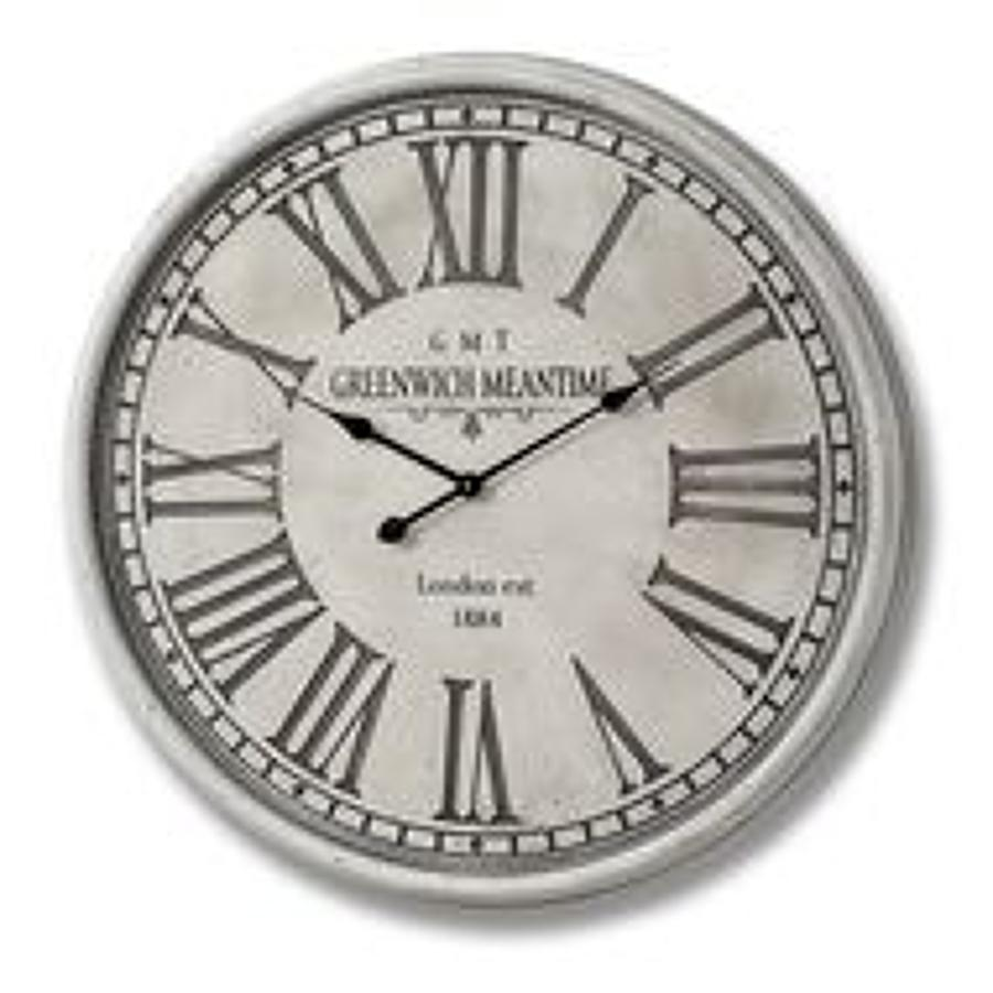 Greenwich wall clock