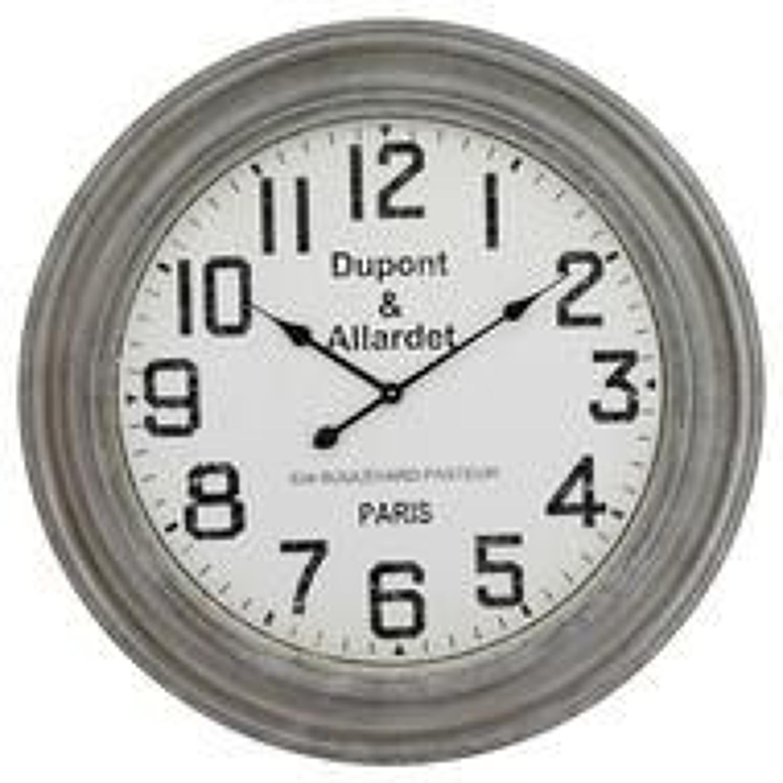 Waverley railway station large clock