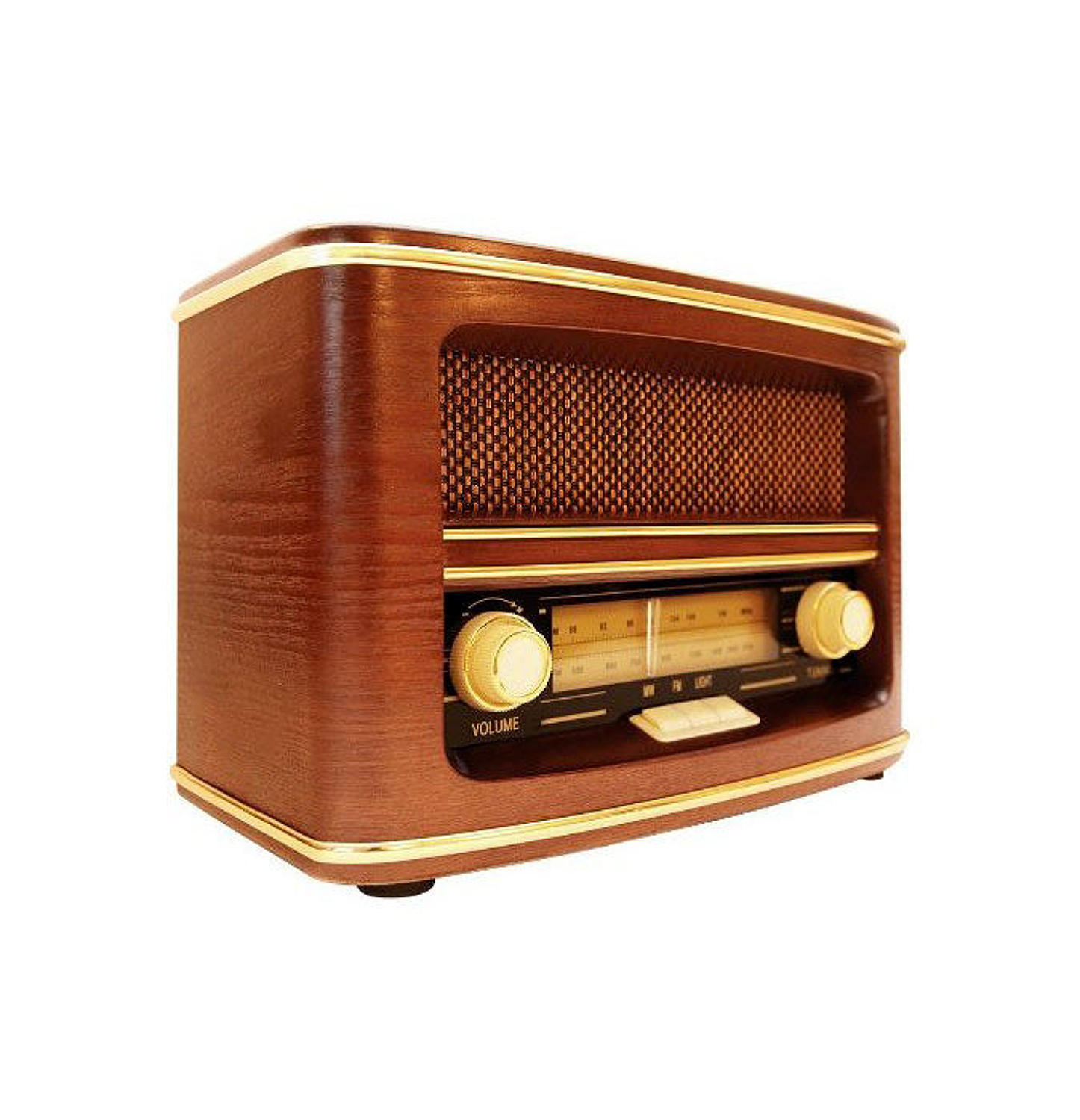 Winchester - Vintage style radio gets digital update
