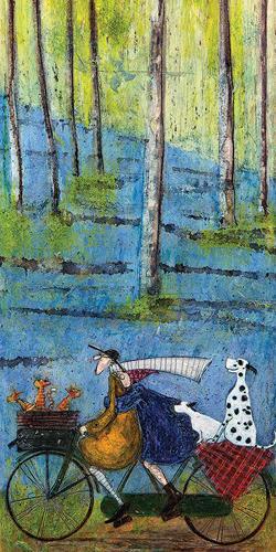 Sam Toft - Canvas print - Spring