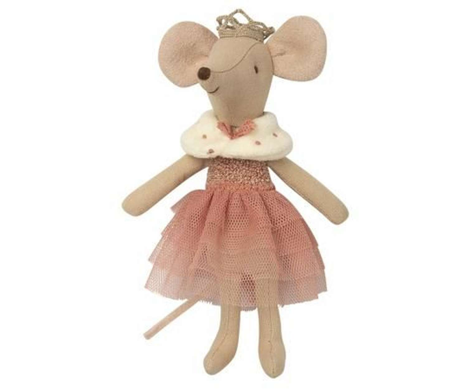 Maileg - Princess mouse big sister- comes with removeable gown & cape