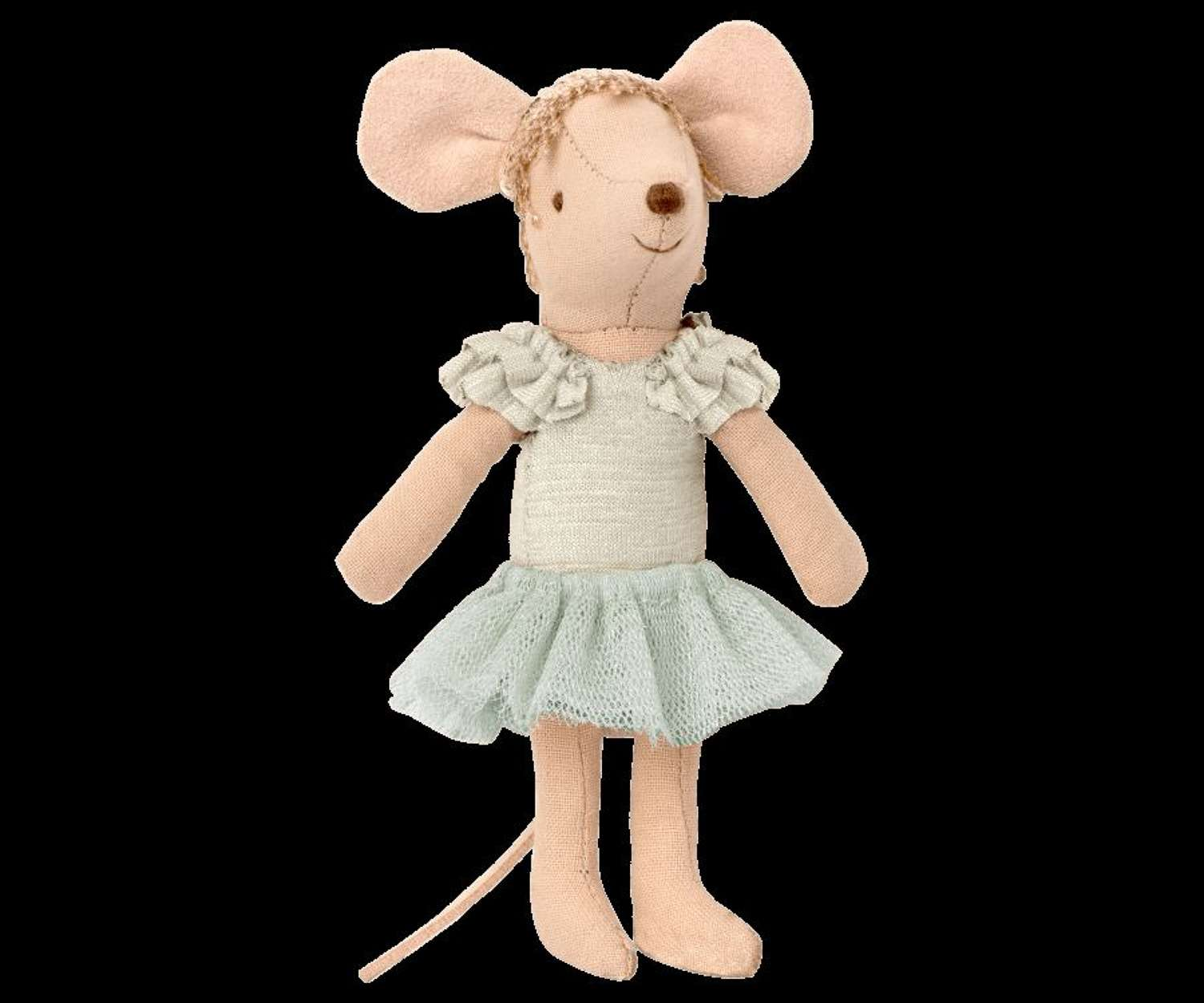 Maileg - Dance mouse Swan Lake- with ballet outfit & magnets on hands