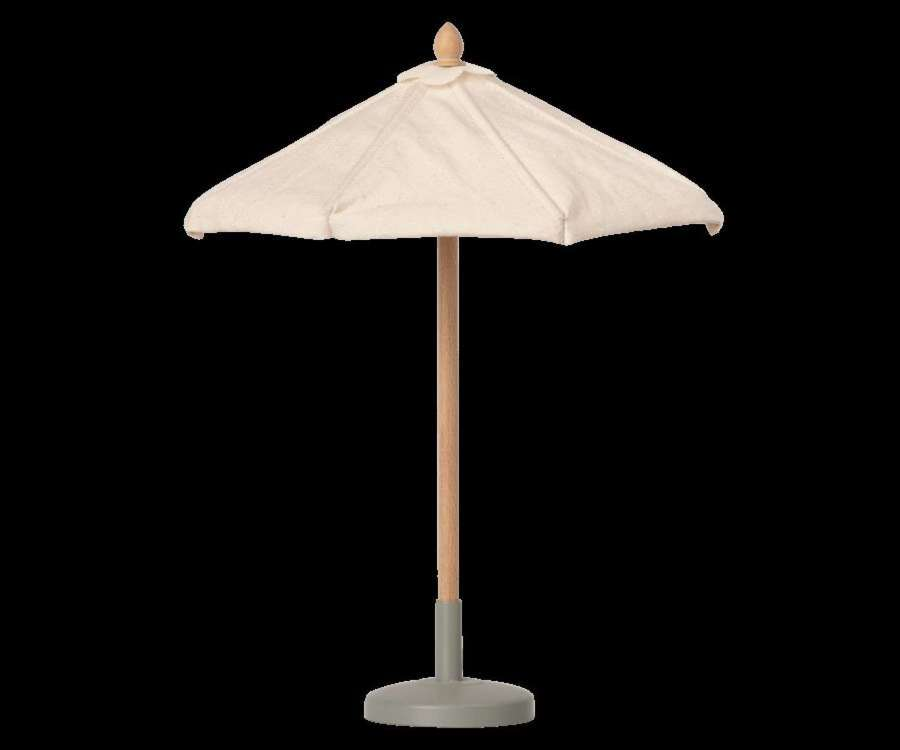 Maileg- Miniature sunshade-fits with maileg miniature garden set